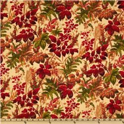 Moda Foliage Foliage & Berries Tan