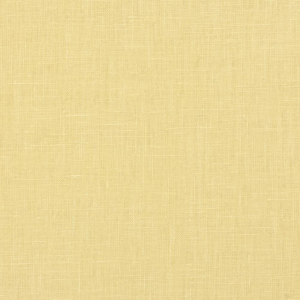 Linen Cotton Shirting Yellow