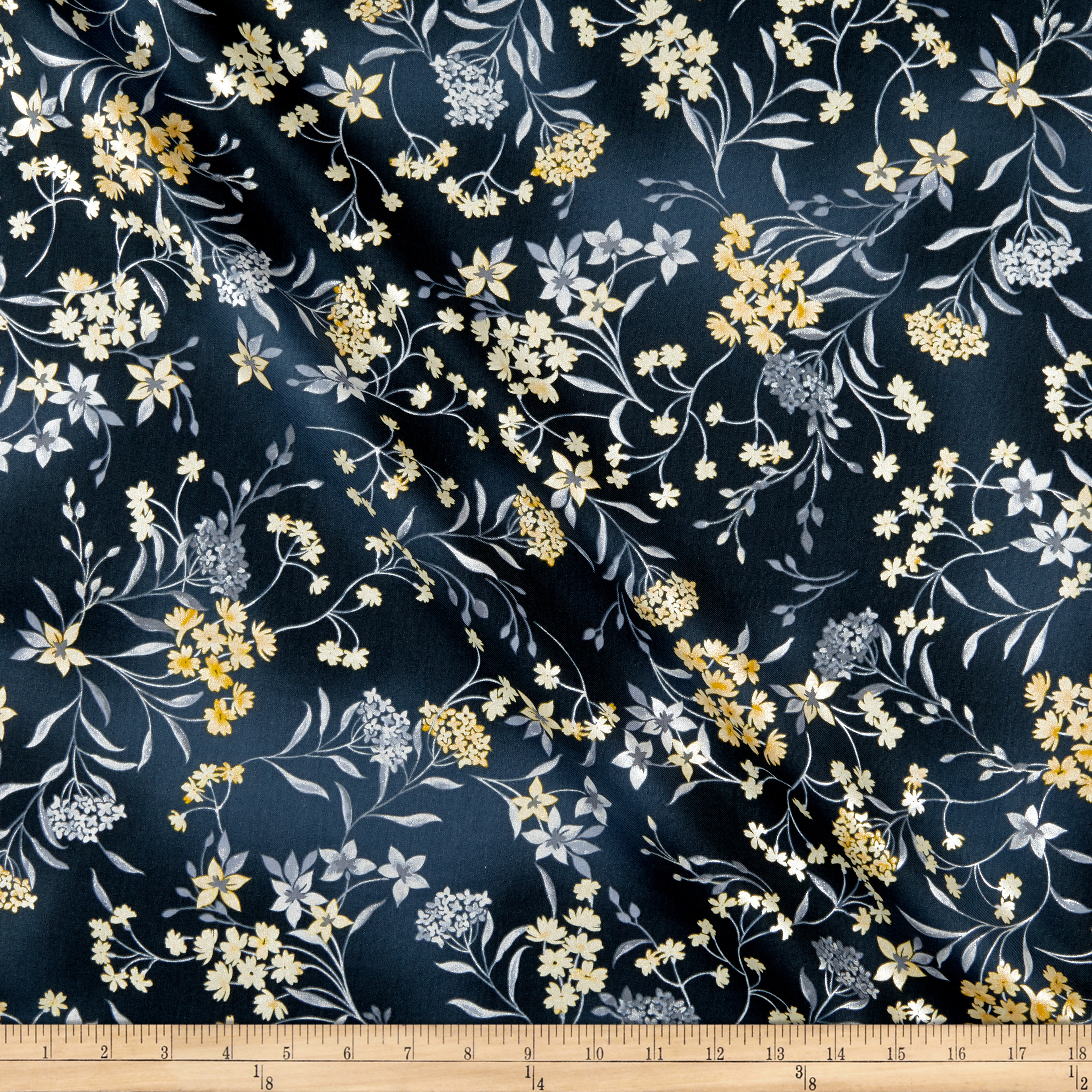 INOpets.com Anything for Pets Parents & Their Pets Kanvas Limoncello Garden CharcoalGray Fabric