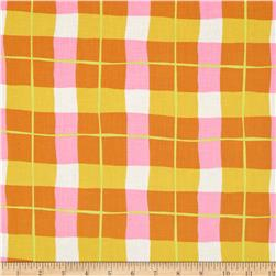 Play Date Plaid Cheer Fabric
