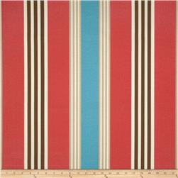 Waverly Sun N Shade On Course Stripe Caribbean