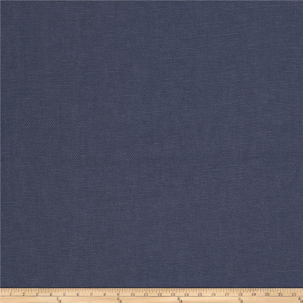 Jaclyn Smith 01838 Linen Denim