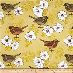 Birds and Blooms Birds and Blooms Yellow