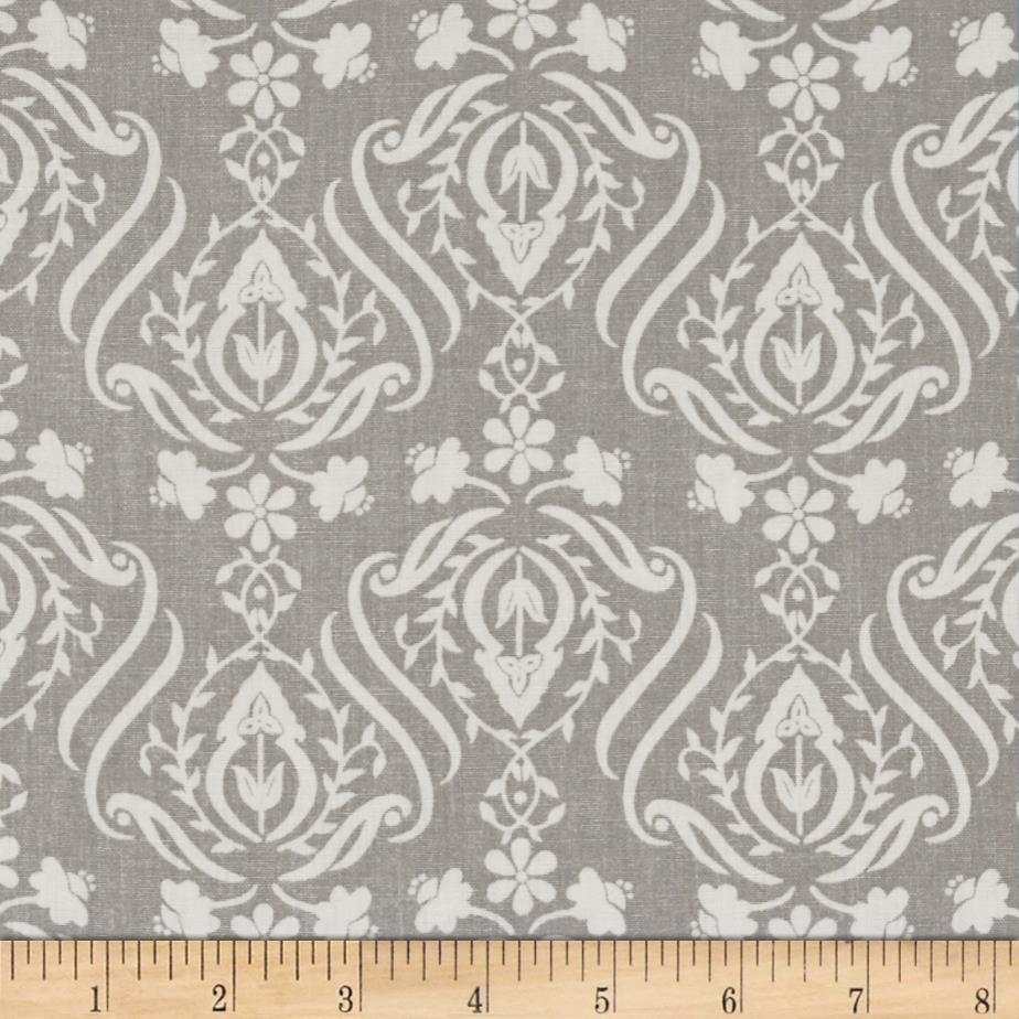 Jams & Jellies Baroque Scroll Grey