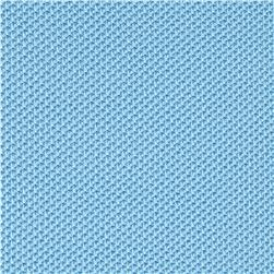 Pique Knit Baby Blue