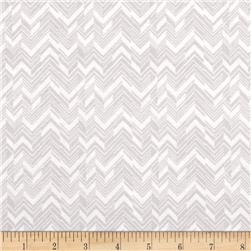 Classical Elements Chevron Grey