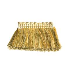 "Trend 2"" 01361 Brush Fringe Kiwi"