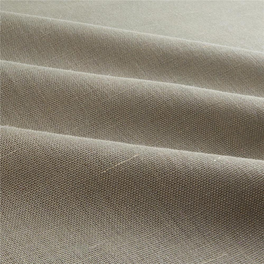60'' Sultana Burlap Ash Grey Fabric