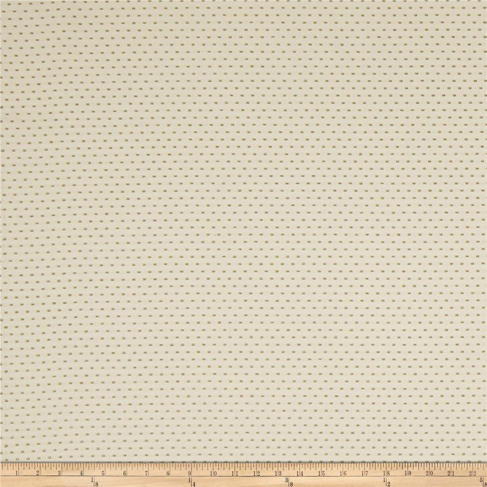 Fabricut Inden Dots Chenille Willow