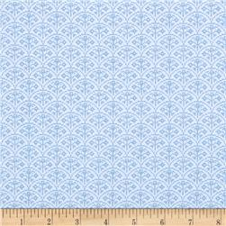 Moda Nordic Stitches Rose Arc Frost