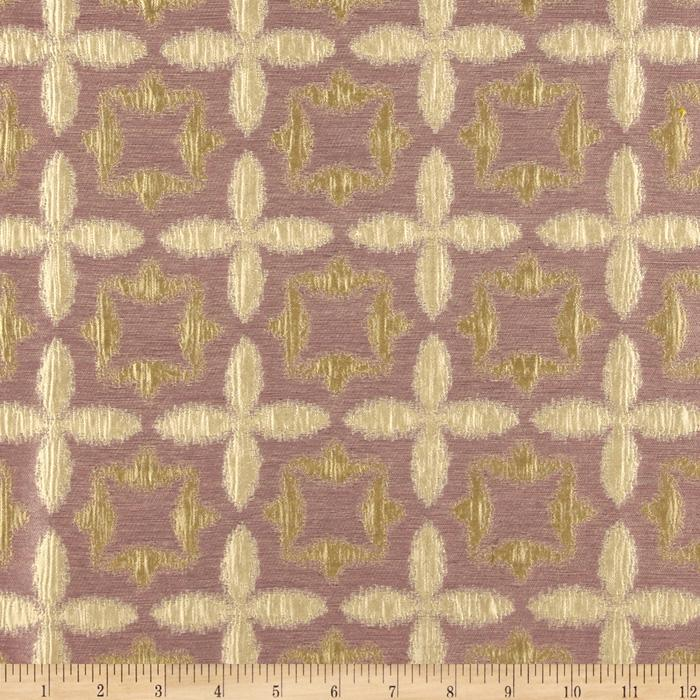 Waverly Stardust Jacquard Mulberry
