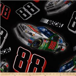 Dale Earnhardt Jr Fleece #88 Car Toss Black