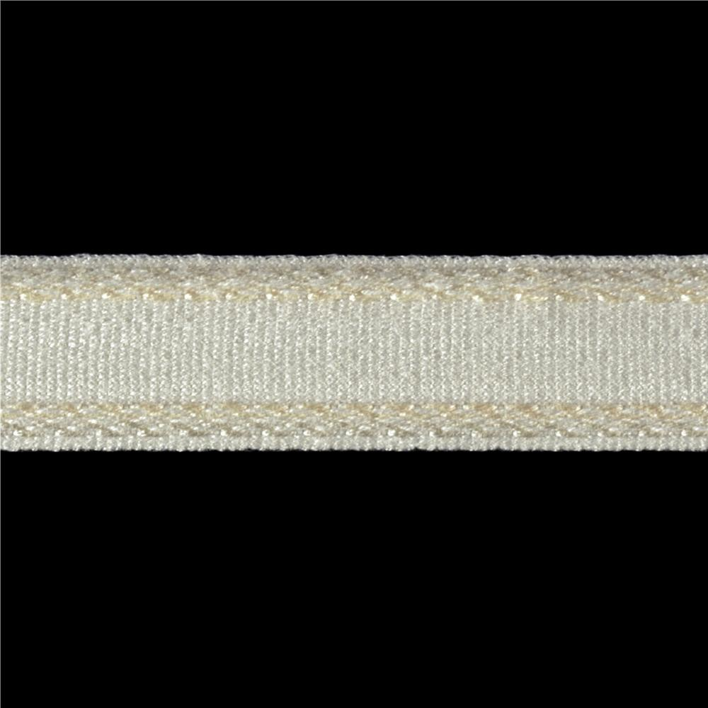 "Duralee 1"" Border Tape Oyster"