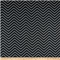 Premier Prints Chevron Macon Gunmetal