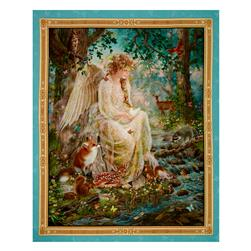 "Artworks Digital Nature's Angel 35"" Panel Multi"