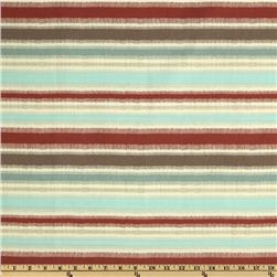 Deer Valley Waves Stripe Azure