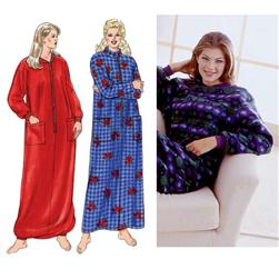 Kwik Sew Lounger & Robe Pattern