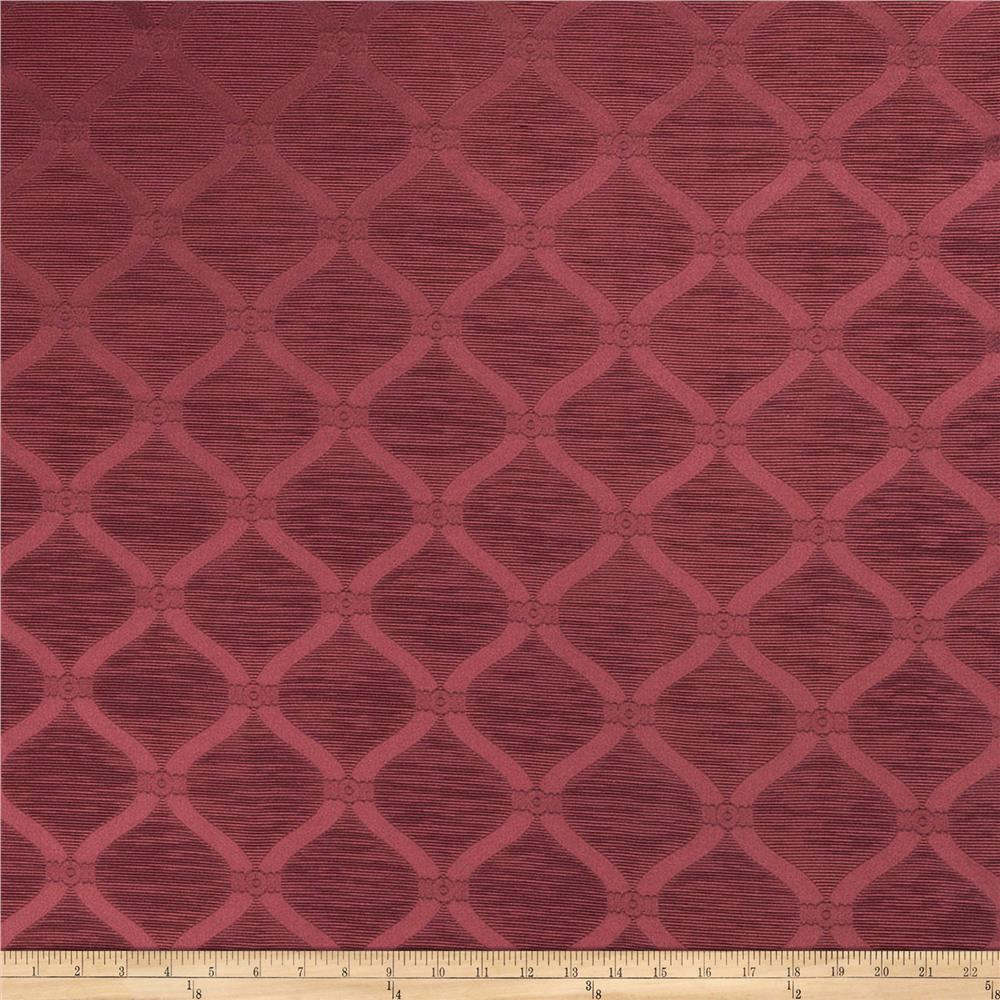 Fabricut Summer Camp Faux Silk Sumac