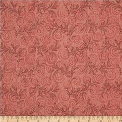 Ophelia Moire Firn Terracotta