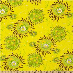 Color Splash Floret Yellow