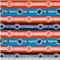 Doctor Who Flannel Tardis Dalek Cyberman Stripe Multi