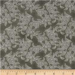 Dance and Romance Rose Pedals Smokey Grey
