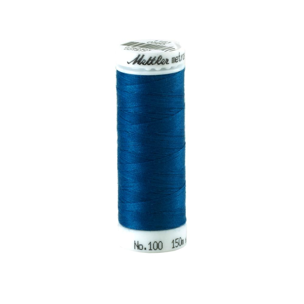 Mettler Metrosene Polyester All Purpose Thread Colonial Blue