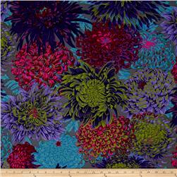 Kaffe Fassett Collective Japanese Chrysanthemum Antique