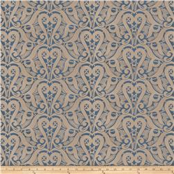Fabricut Rabat Woven Texture Linen Blend Willow Branch