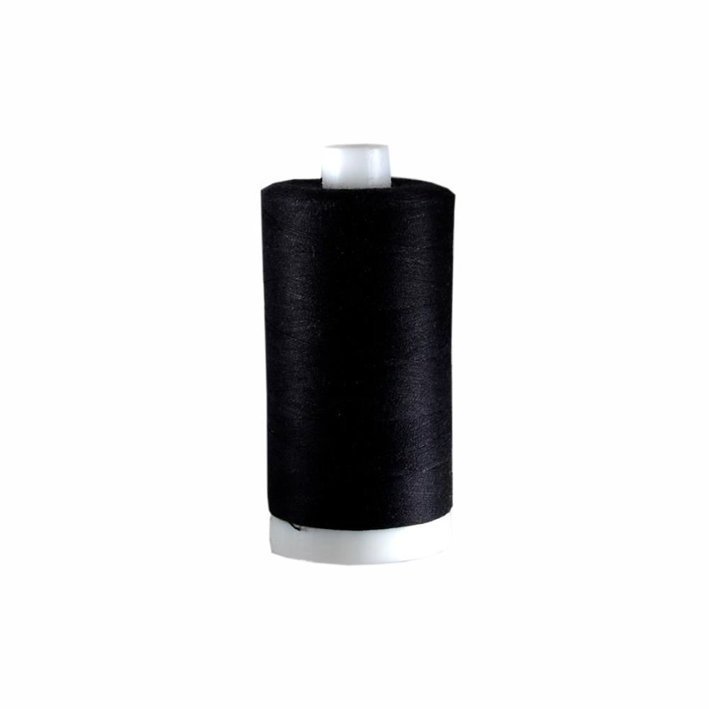 Aurifil Cotton Bobbin Thread 60wt Black