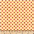 Henry Glass Cutie Tootie Small Dots Yellow/Pink