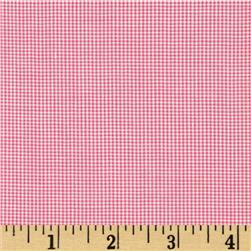 "Imperial 1/32"" Micro Check Candy Pink"