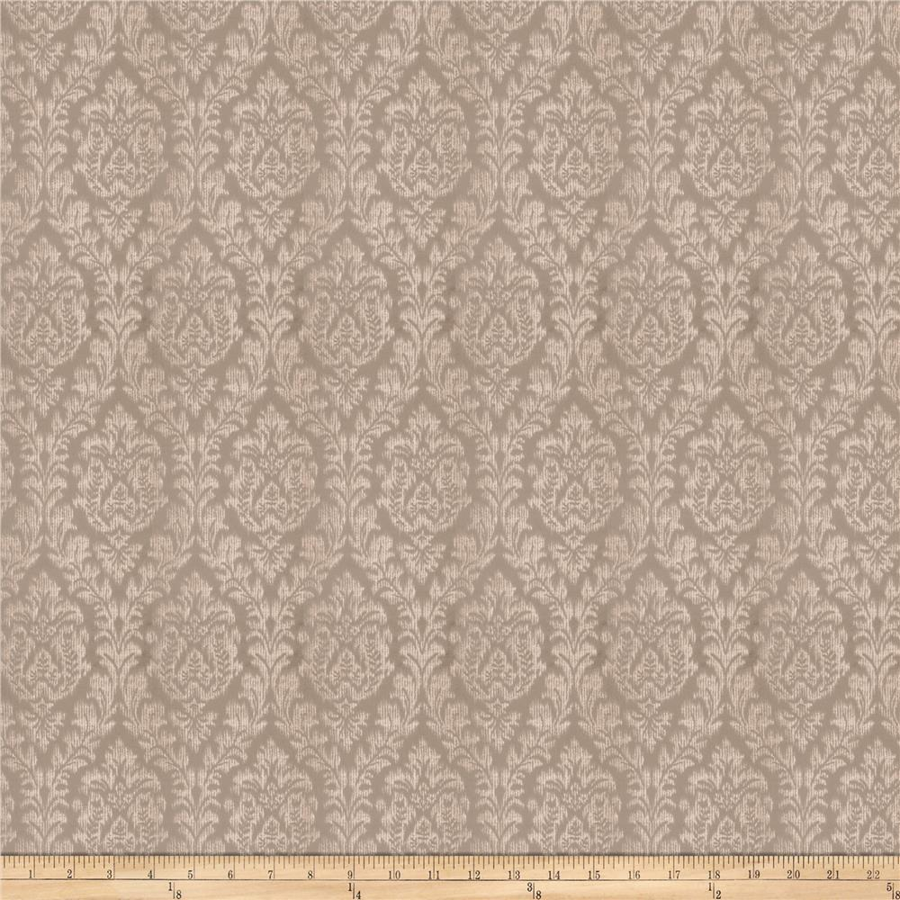 Fabricut gombessa jacquard taupe discount designer for Where to order fabric