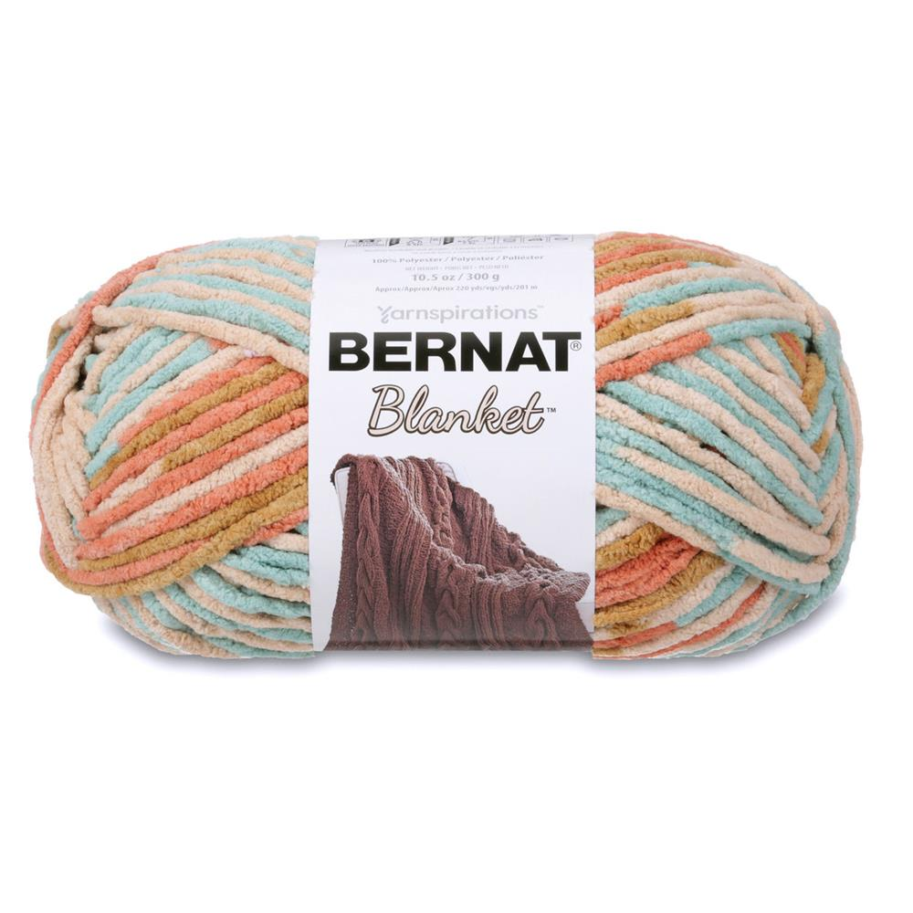 Bernat Blanket Big Ball Yarn (10136) Sailor's Delight