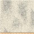 Star Gazing Metallic Flecks Parchment/Silver