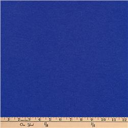 Kaufman Dana Jersey Knit 4.8 oz Royal Blue