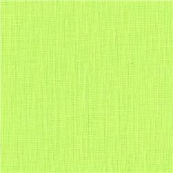 Medium Weight Linen Green