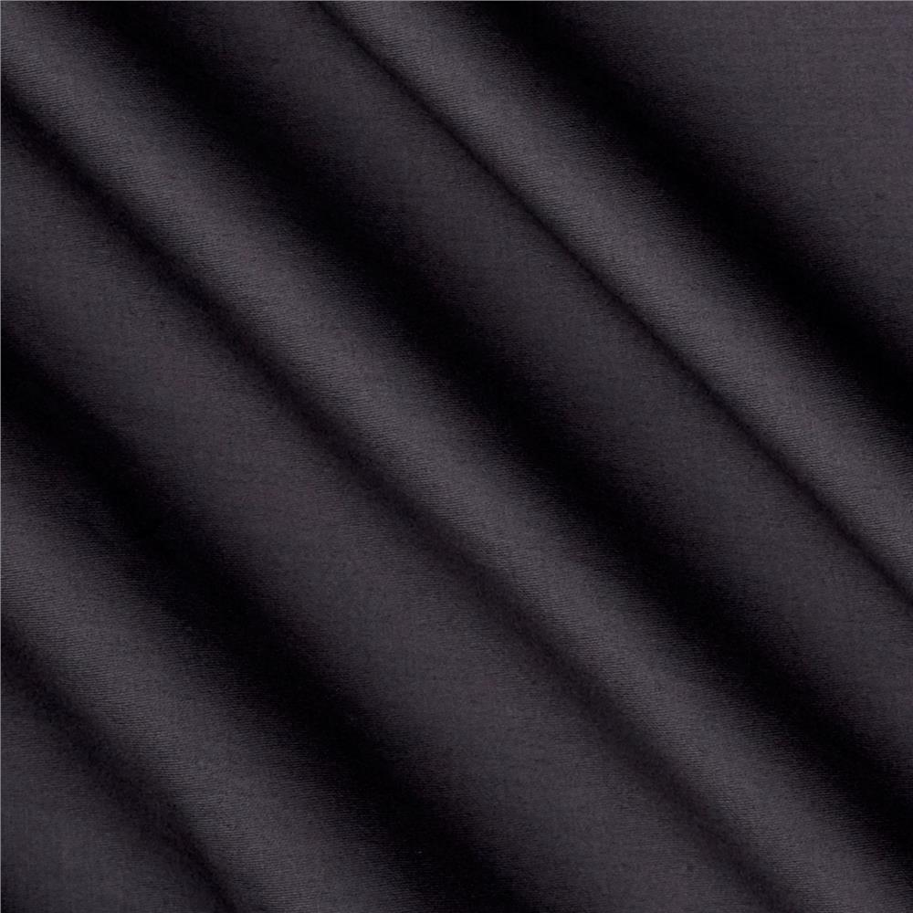 "118"" Fabri-Quilt Cotton Sateen  Dark Grey"