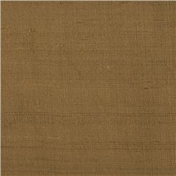 Dupioni Silk Fabric Iridescent Bronze