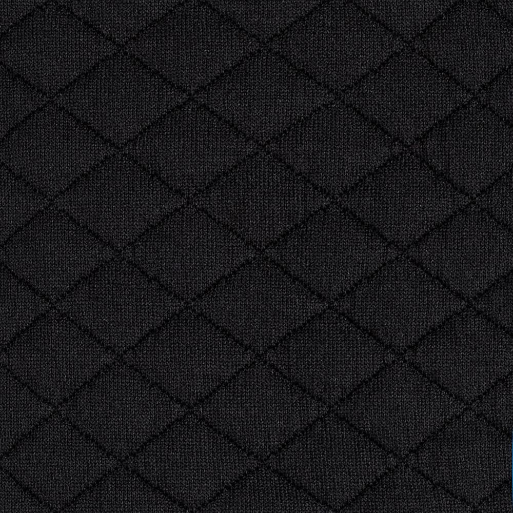 Black quilt for Black fabric