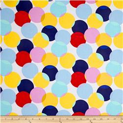 Michael Miller Cynthia Rowley Paintbox Little Big Dot Primary