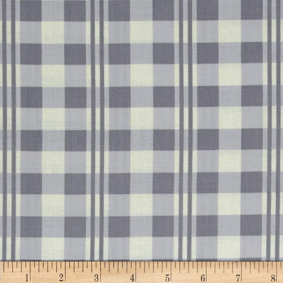Heavenly Peace Ribbon Plaid Winter