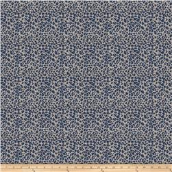 Fabricut Cougar Chenille Navy