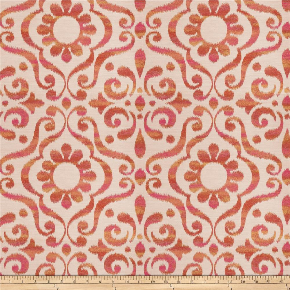 Fabricut Ronquil Jacquard Candy Apple