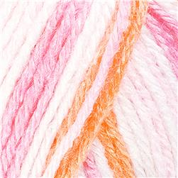 Red Heart Soft Baby Steps 9931 Sorbet