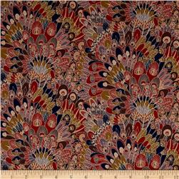 Liberty of London Contemporary Classic Tana Lawn Eben Rust