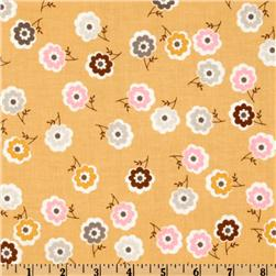 Riley Blake Daisy Cottage Floral Daisy Yellow