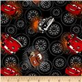 Disney Cars Wheels Black