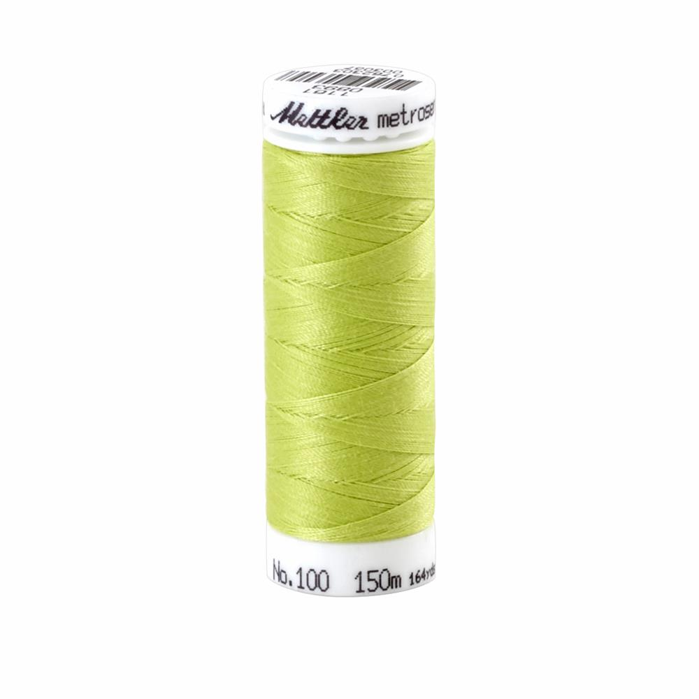 Mettler Metrosene Polyester All Purpose Thread Spring Green
