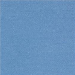 Cotton Poly Poplin Blue